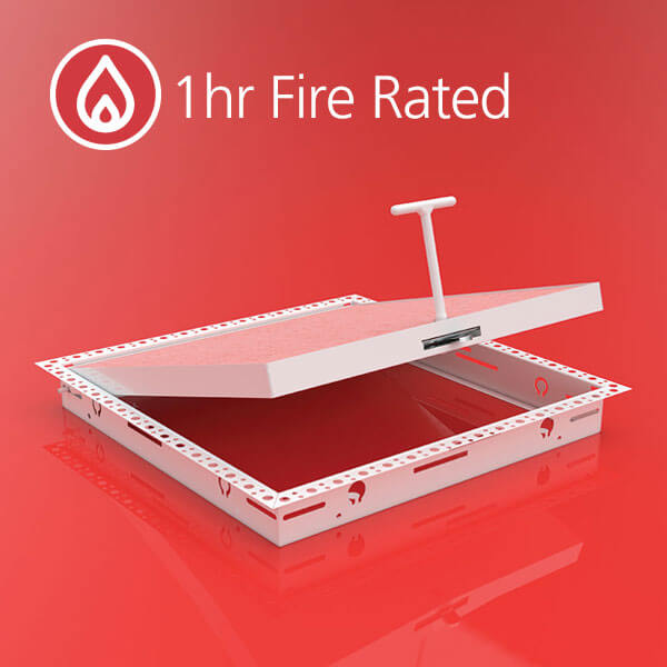 1hr Fire Rated Access Hatch