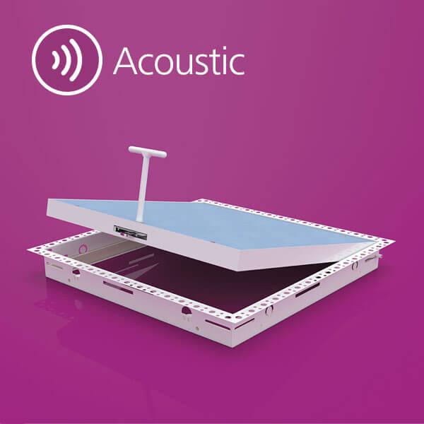 Acoustic Access Hatch