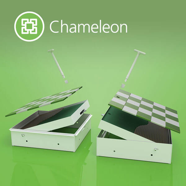 Chameleon Access Hatch