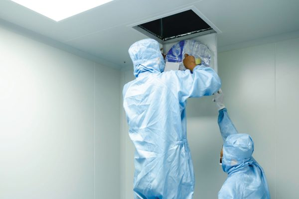 Air-Tight Access Panels against moisture and dust