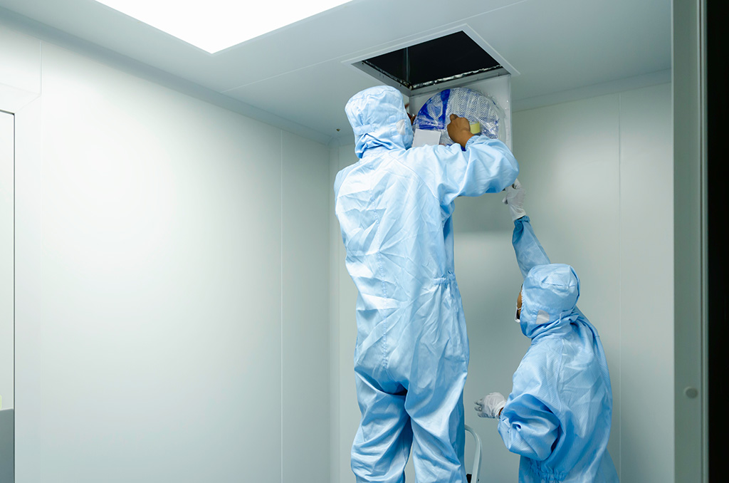 Antibacterial Access Panels
