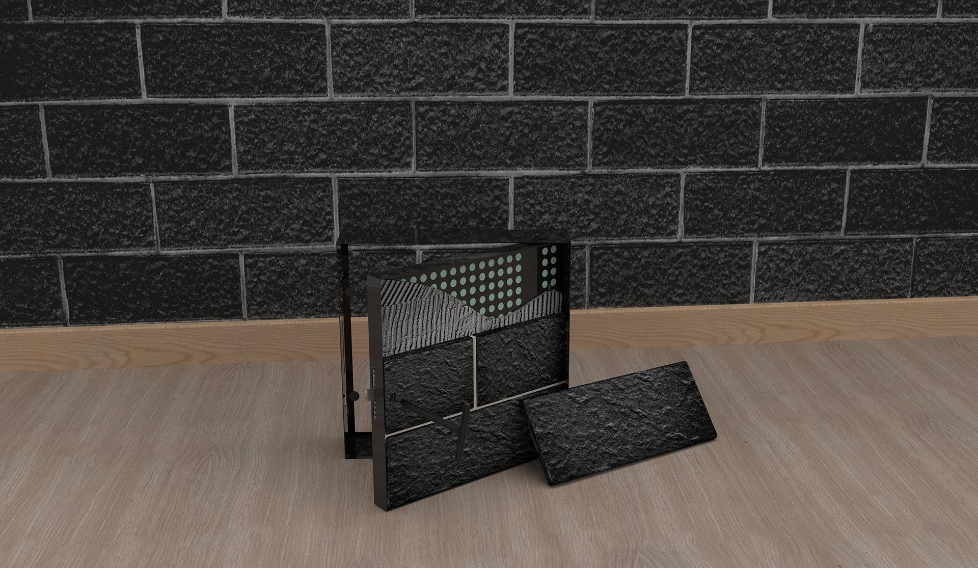 CTC-Brick-Slip-Black