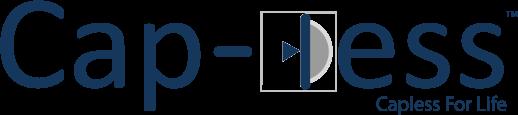 Cap-less Logo