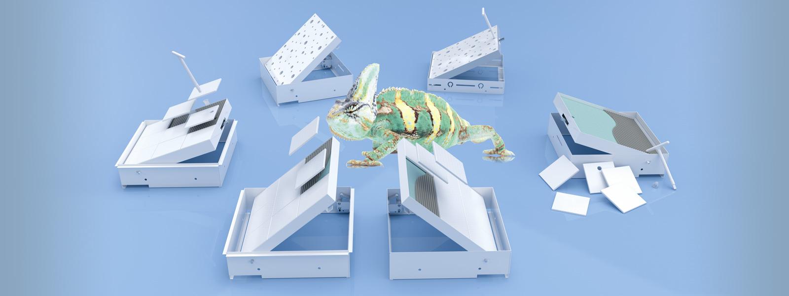 Chameleon Access Panels