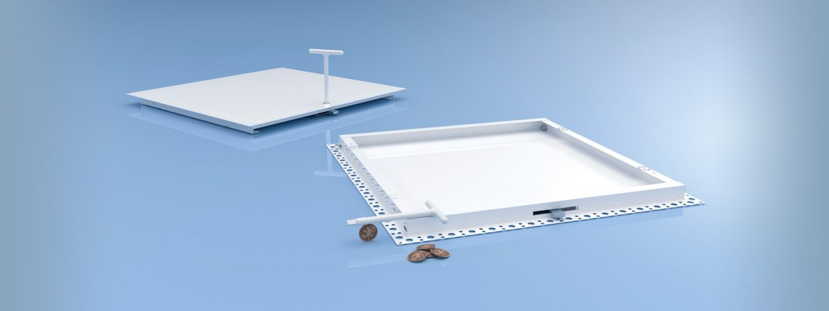 Ceildoor Slim Access Panel