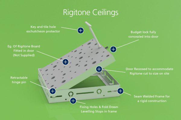 Chameleon - Rigitone Ceilings