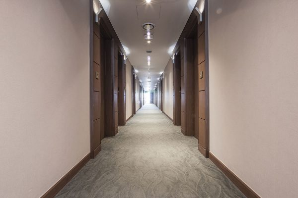 Connect Access Panels for Hotel and Hospital Corridors