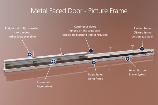 Connect - Metal Faced - Picture Frame