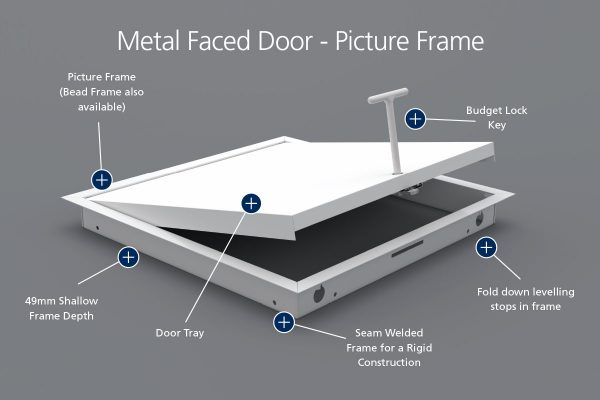 Essential - Metal Faced - Picture Frame